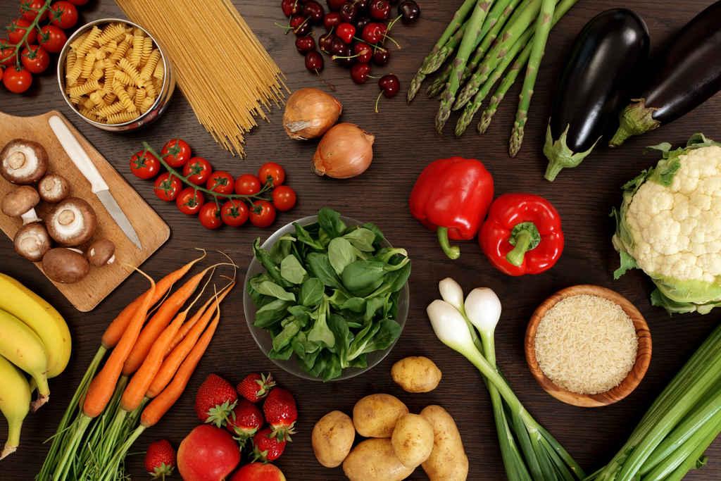 Gezondweekmenu-ingredienten