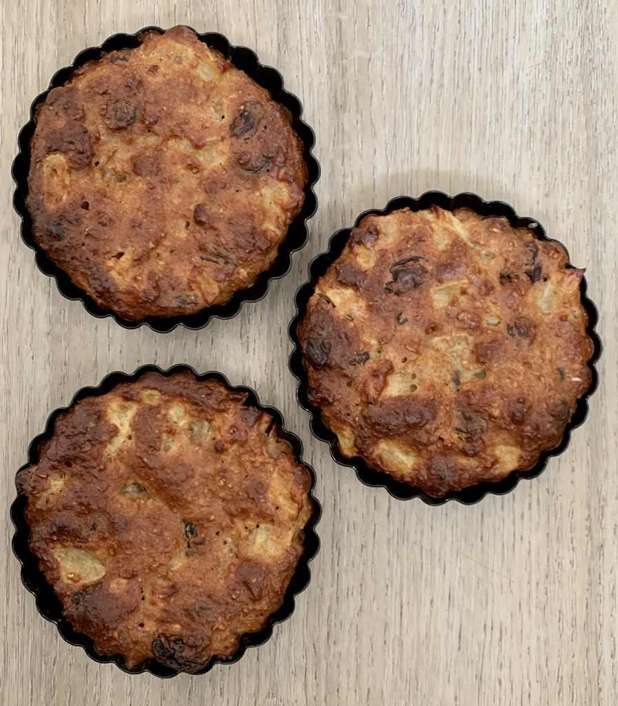 Gezonde appeltaart zonder suiker