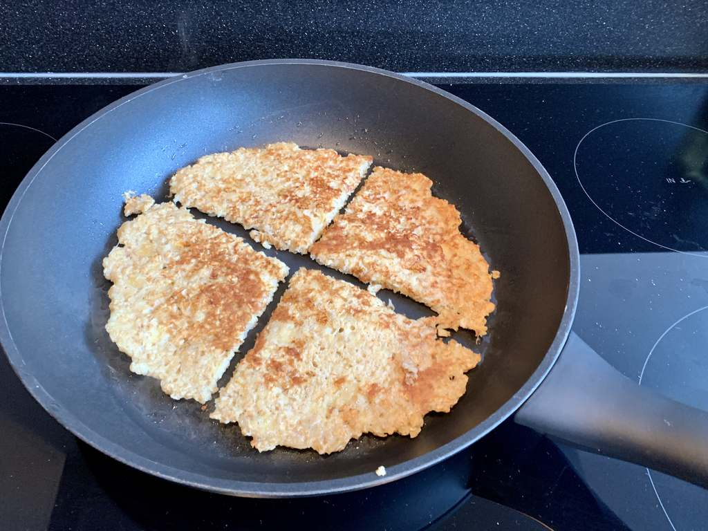 Havermout pannenkoeken recept