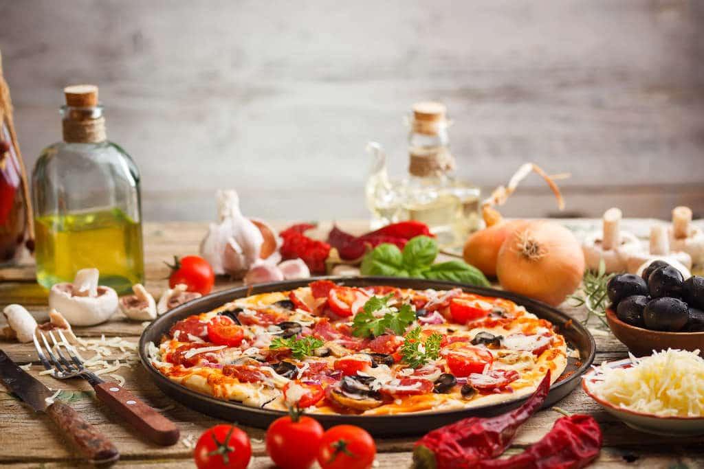 platbrood-pizza-gezond-weekmenu
